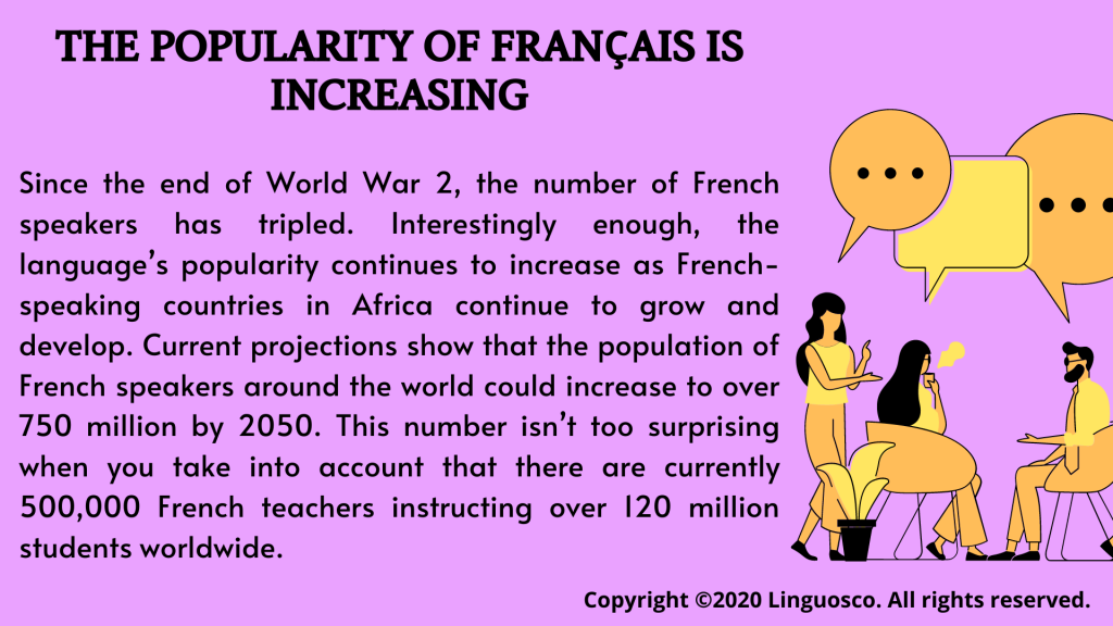 5 Fun Facts About Français