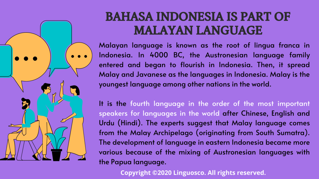 Bahasa Indonesia is the second language in Vietnam