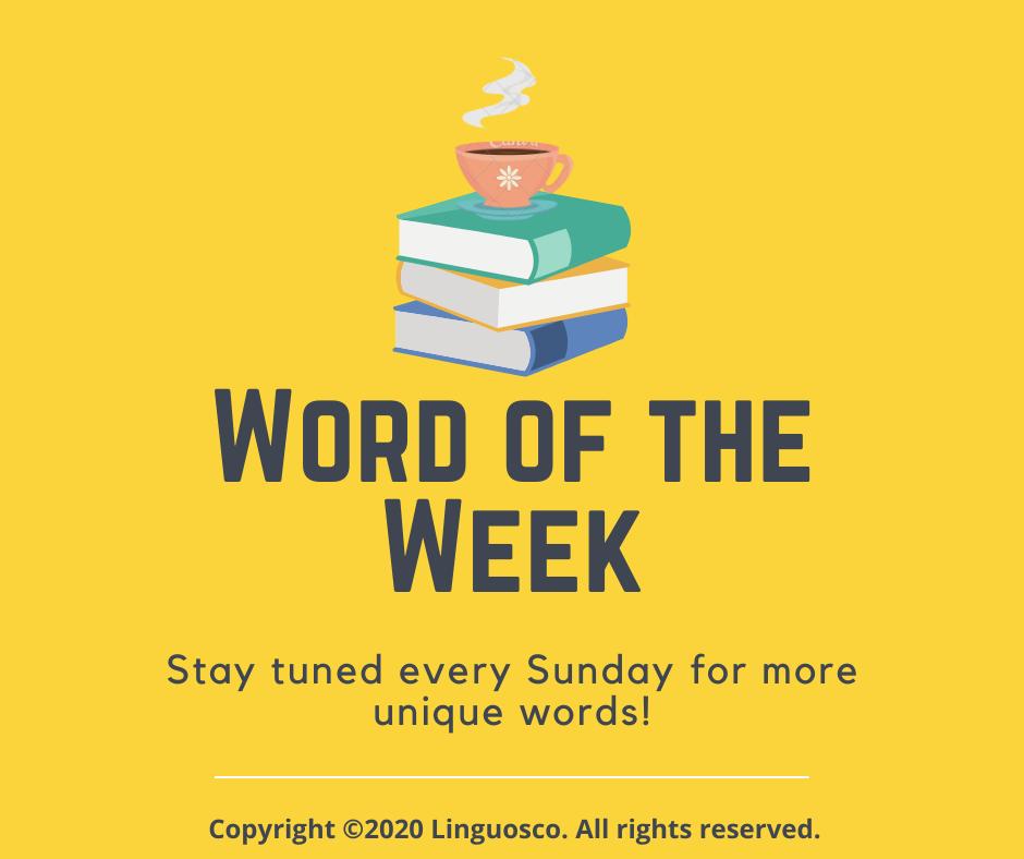 Power Word of the Week