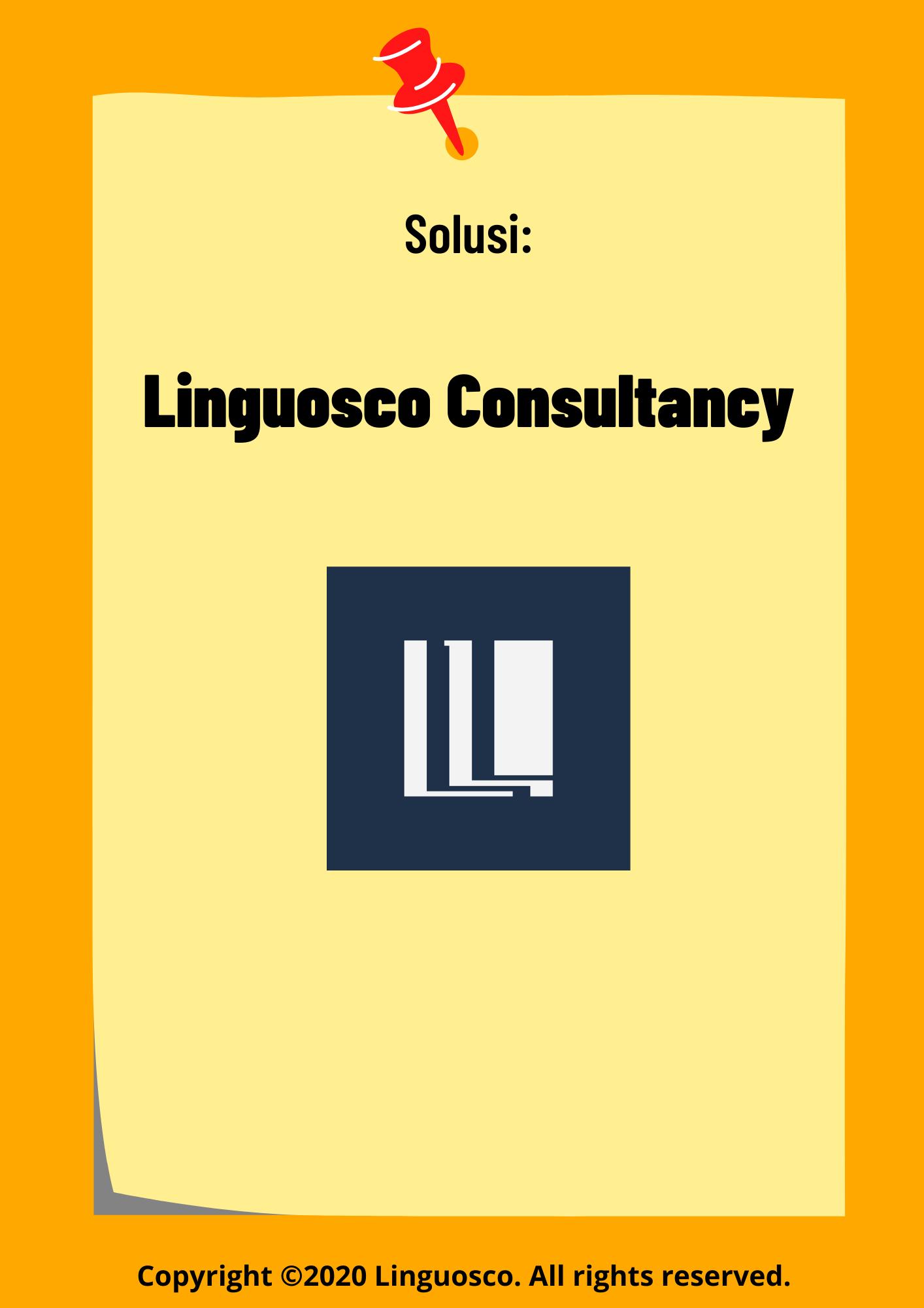 Solusi Linguosco