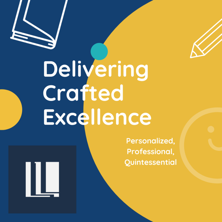 Delivering Crafted Excellence