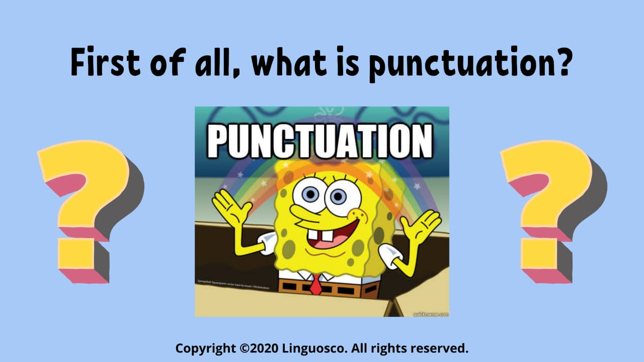 Meme of the Month - The Power of Punctuation