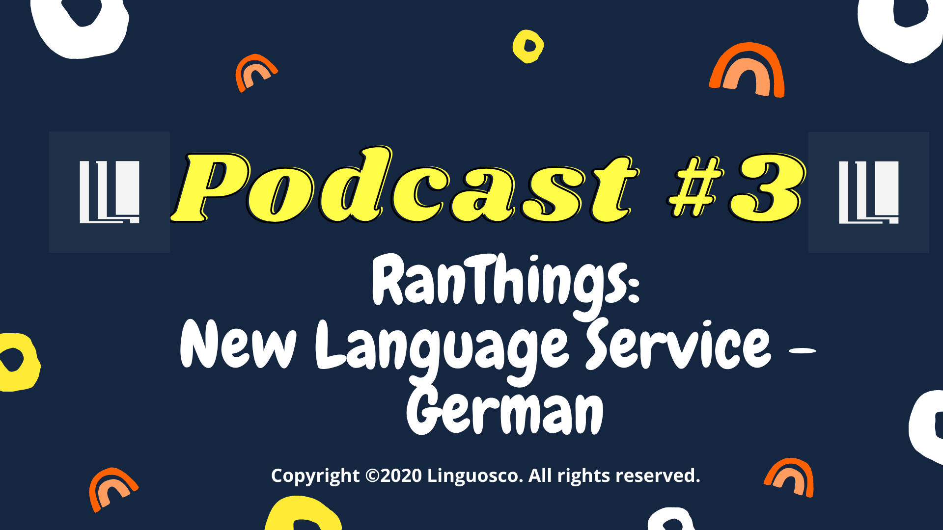 Podcast - New Language Service - German