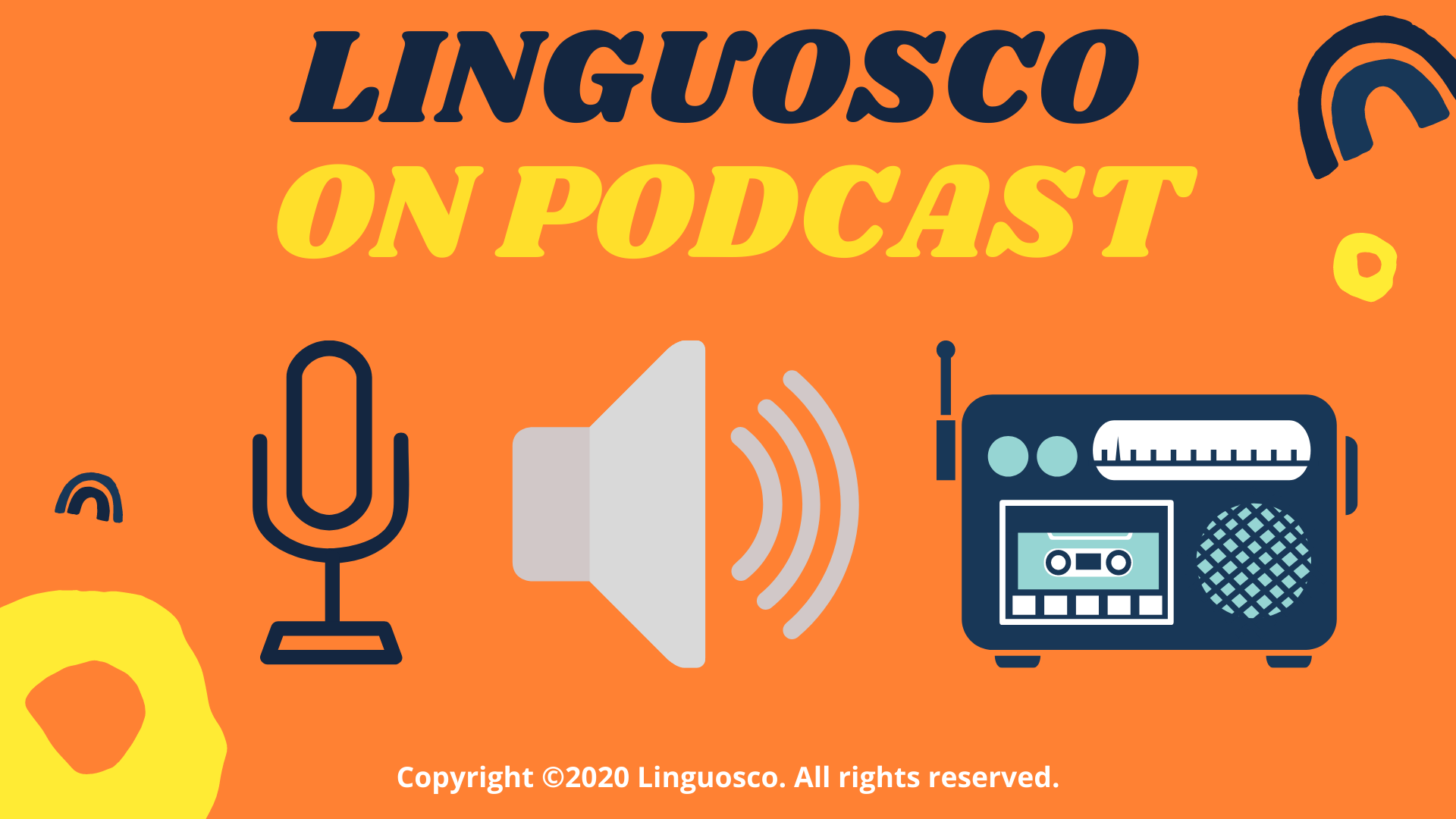 Linguosco on Podcast