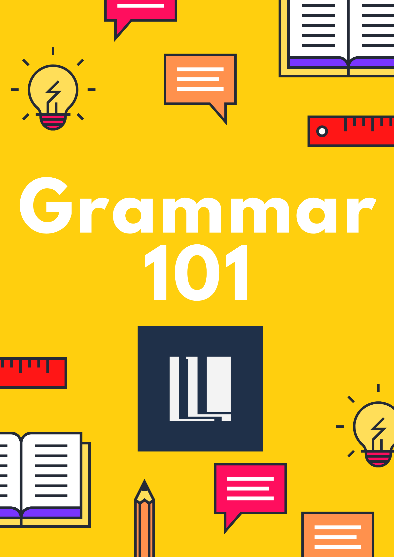 Grammar 101 Part 2 (October 2020)