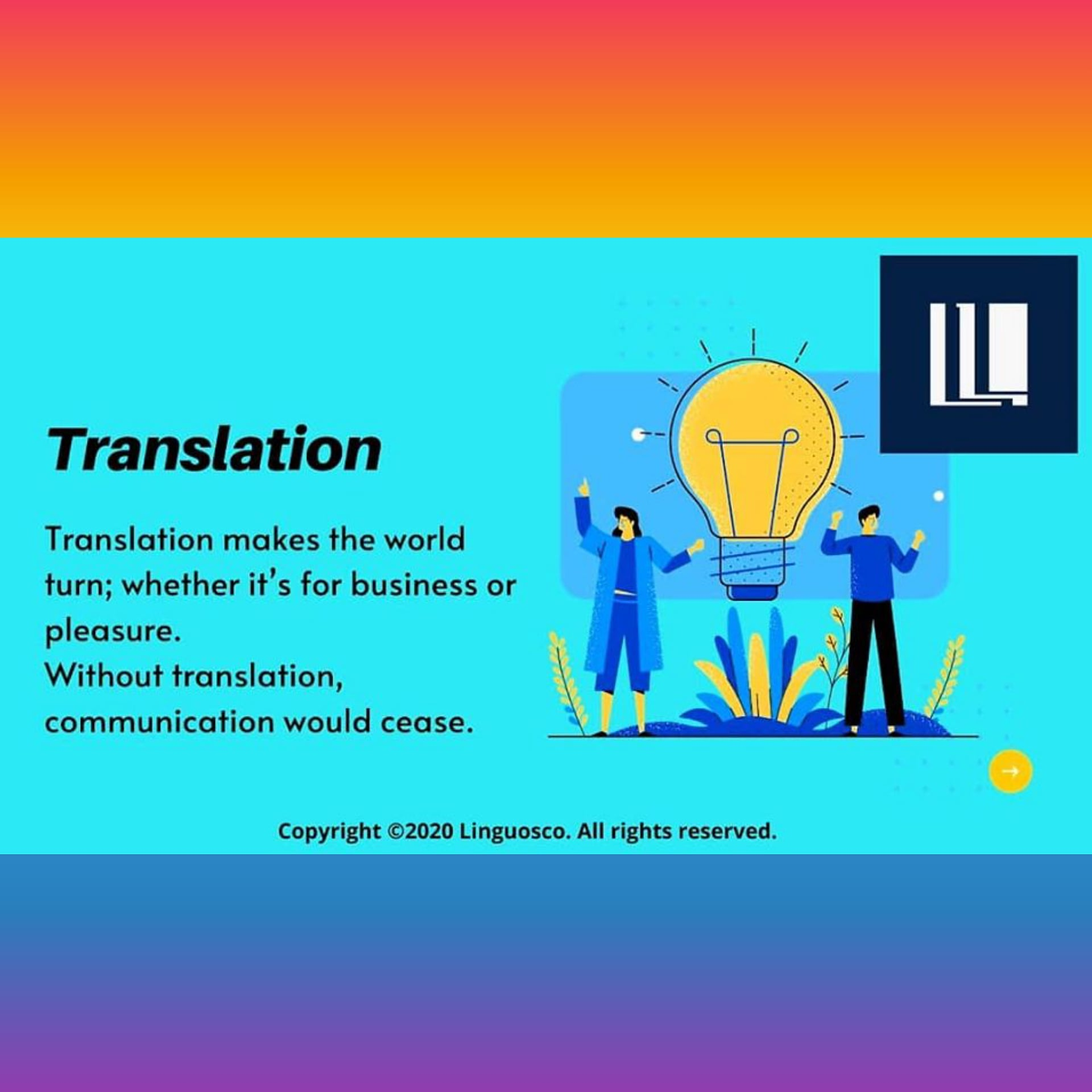 Translation 101