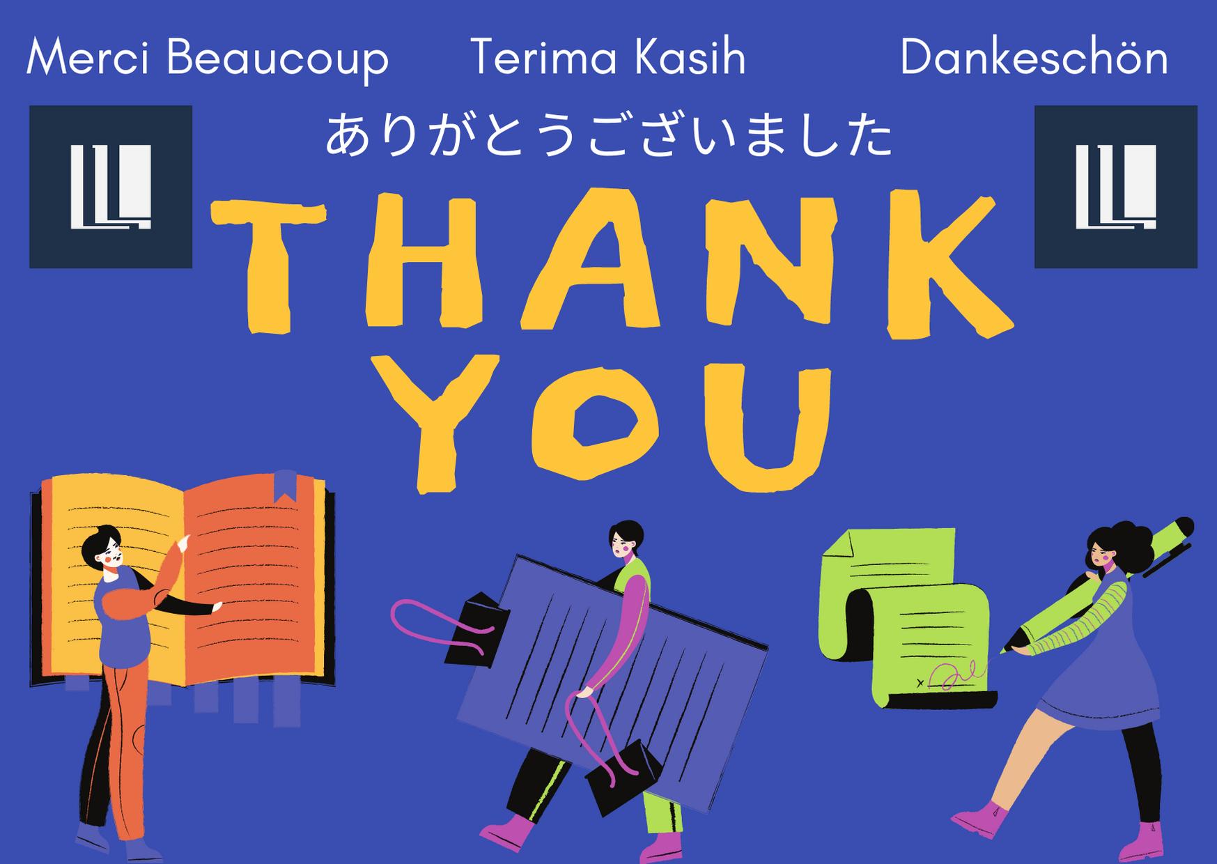 Thank You Clients Part 3