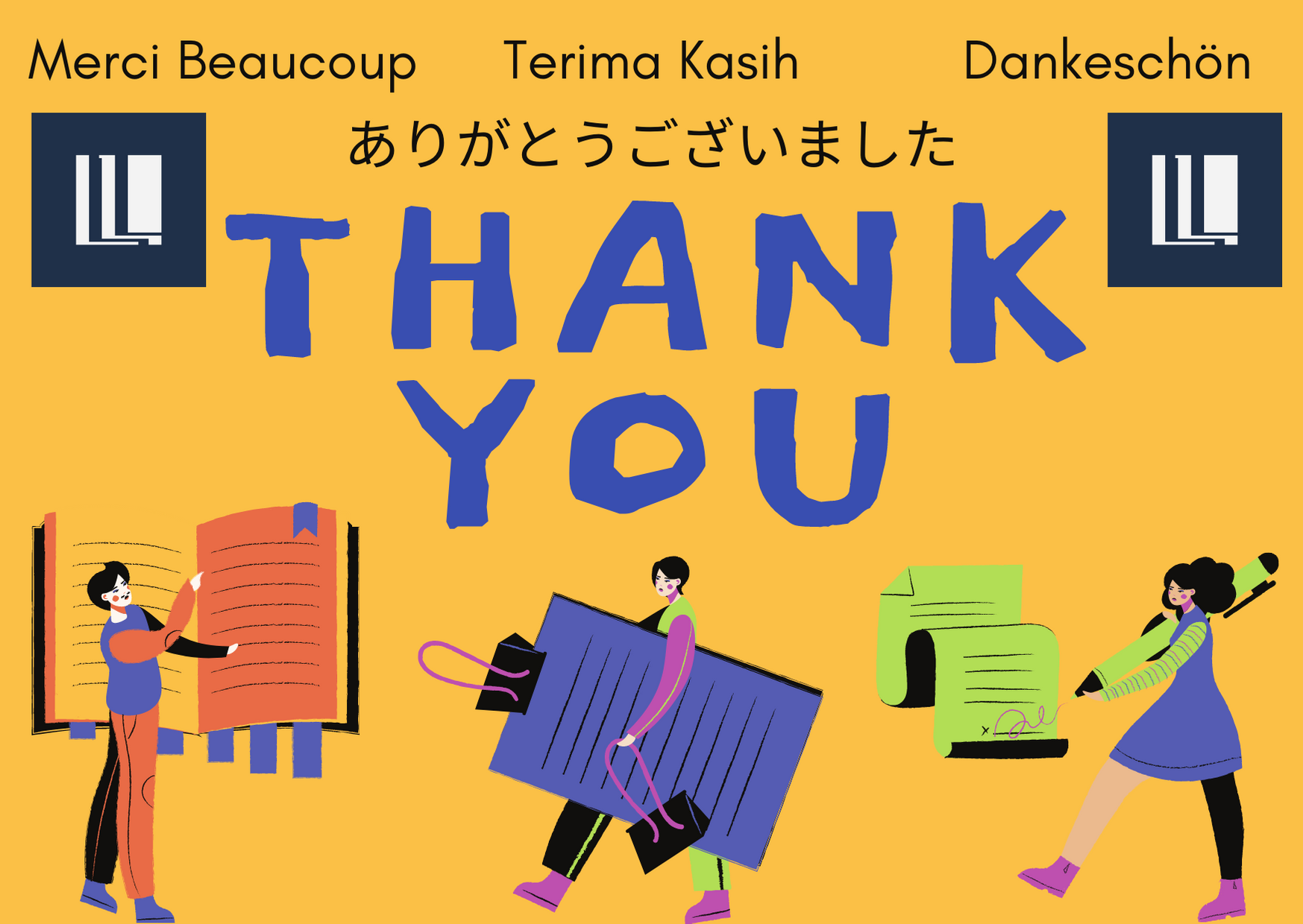 Thank You Part 4