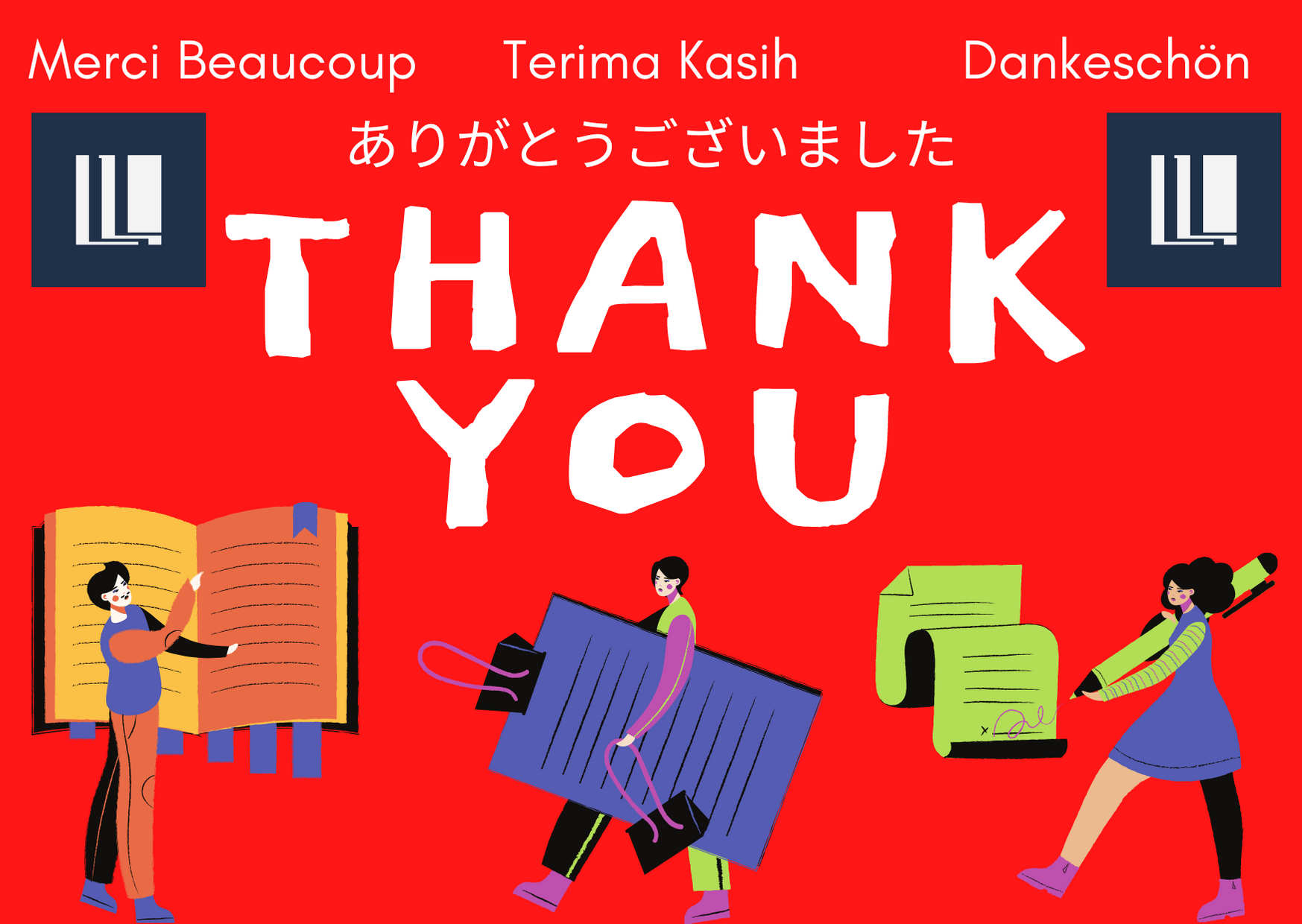 Thank You Part 1