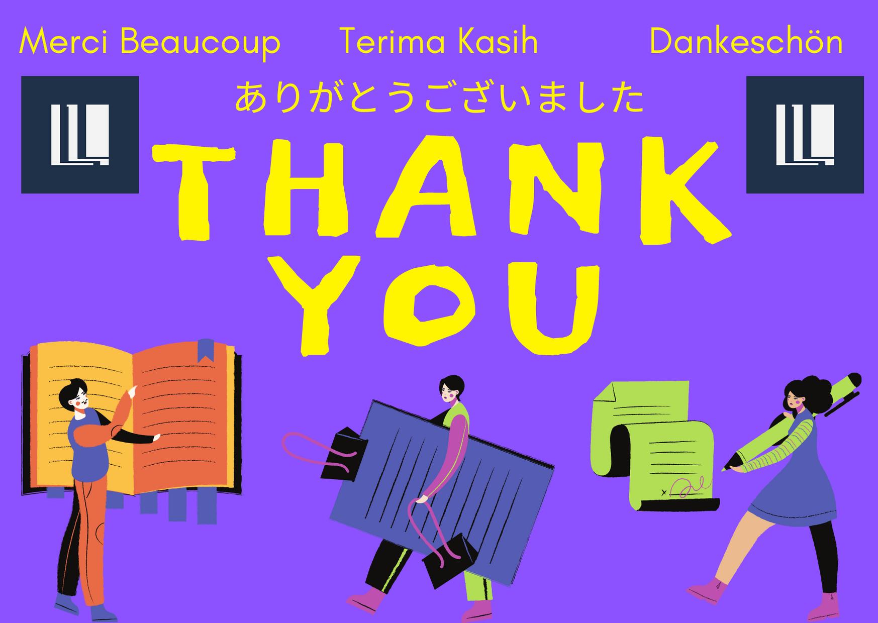 Thank You Clients Part 2