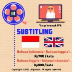 Subtitling Bahasa Indonesia