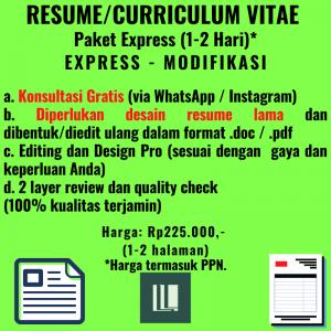 Resume - Express - Modifikasi