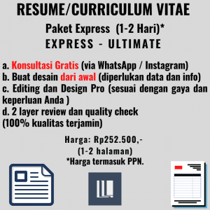 Resume - Express - Ultimate