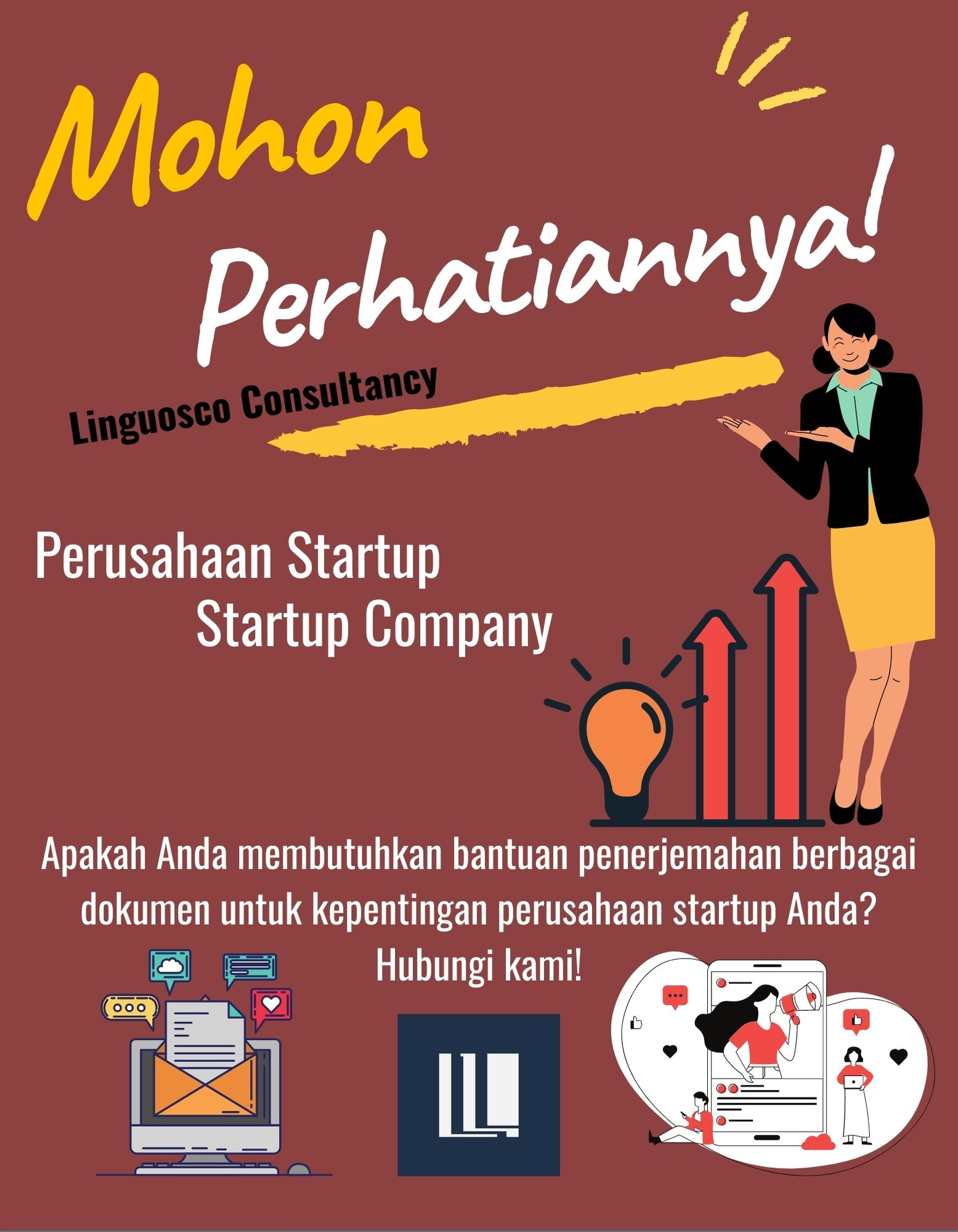 Attention to All Startup Companies