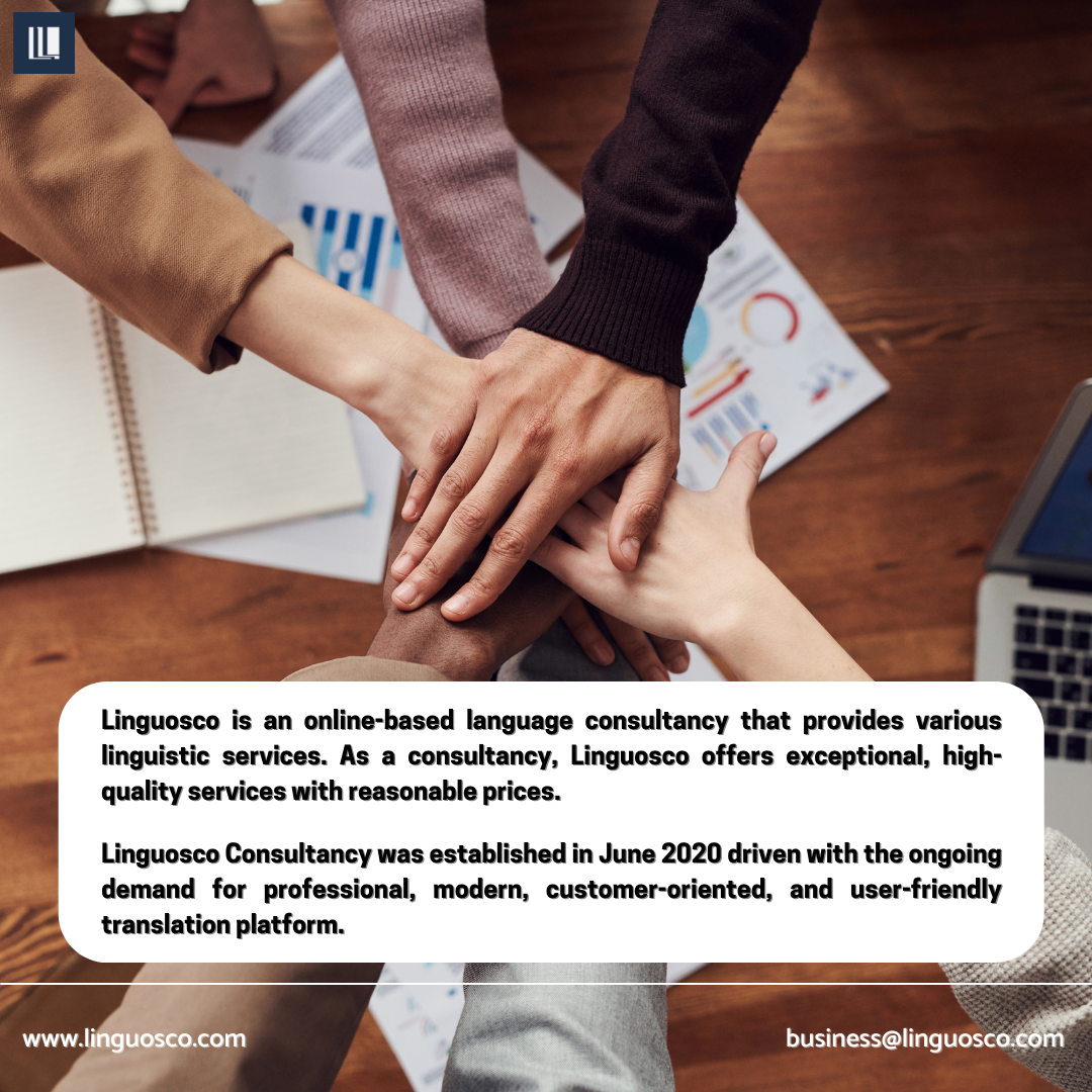 About Linguosco